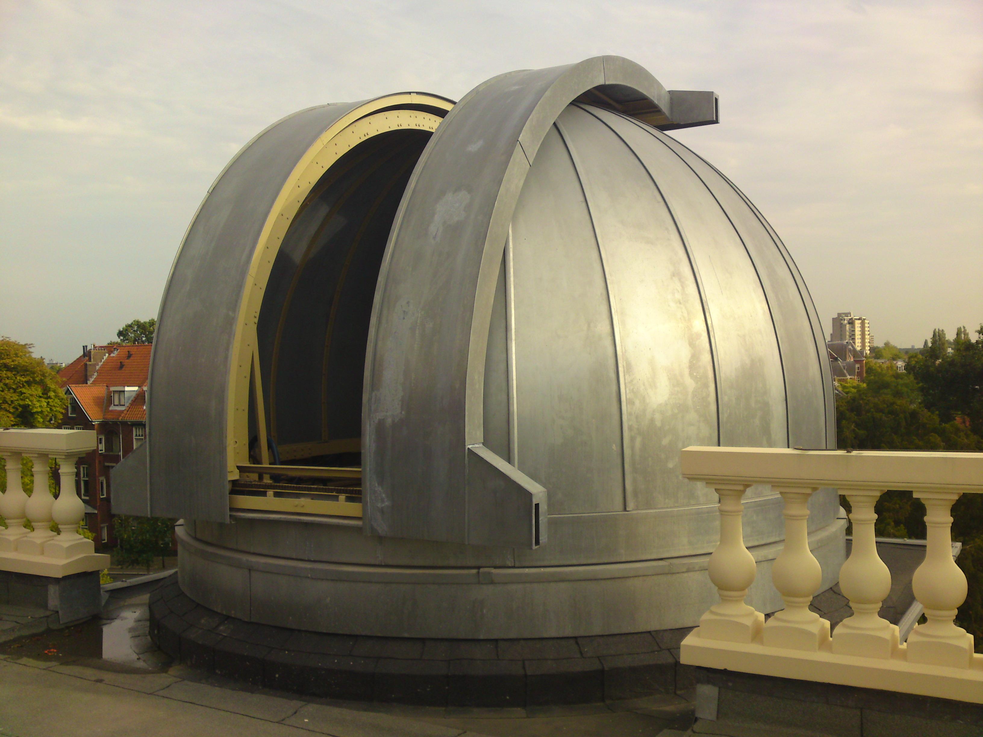 2011-08 bezoek sterrenwacht Leiden (32)