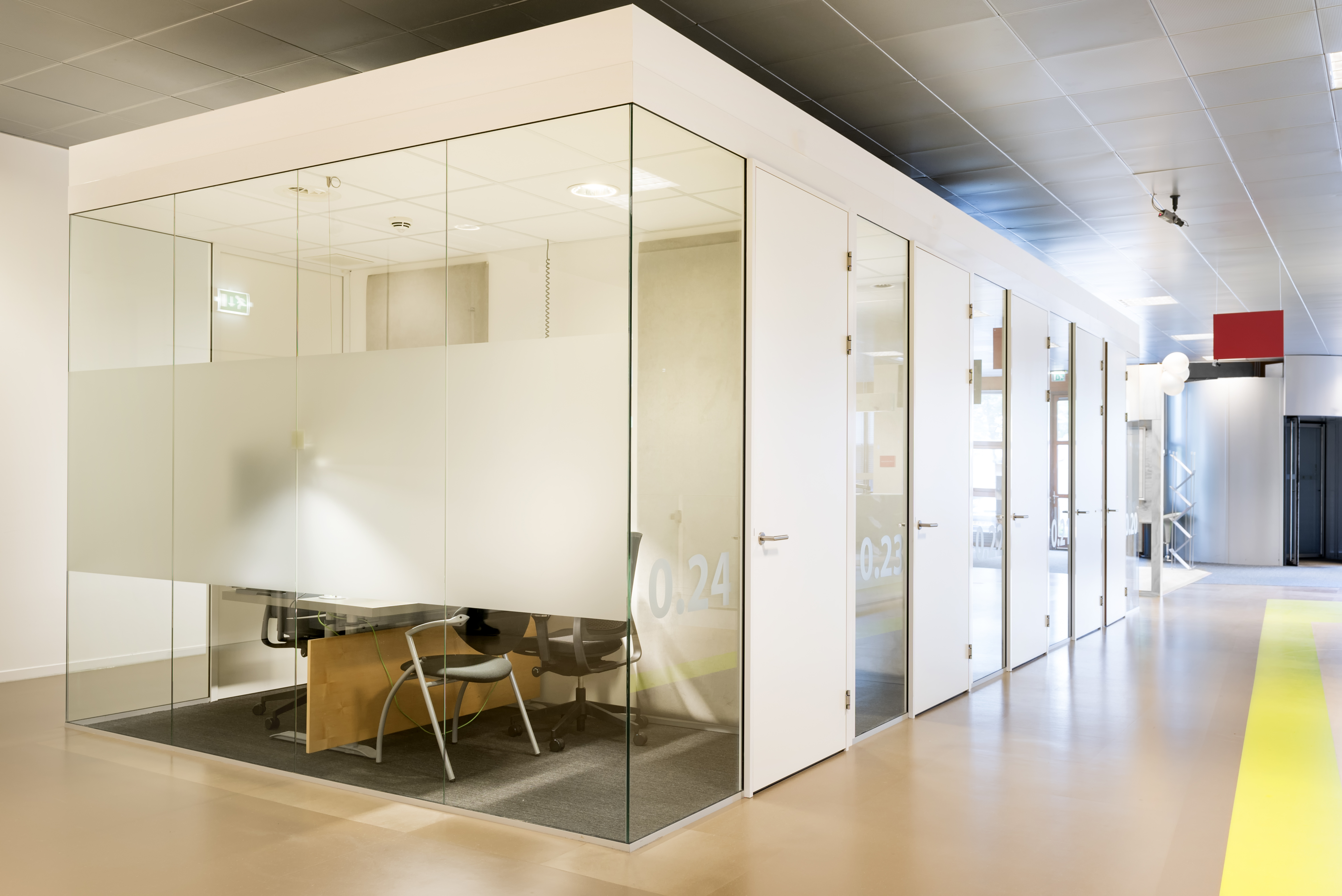 Office building Triade By INARCHITECTS  Amsterdam