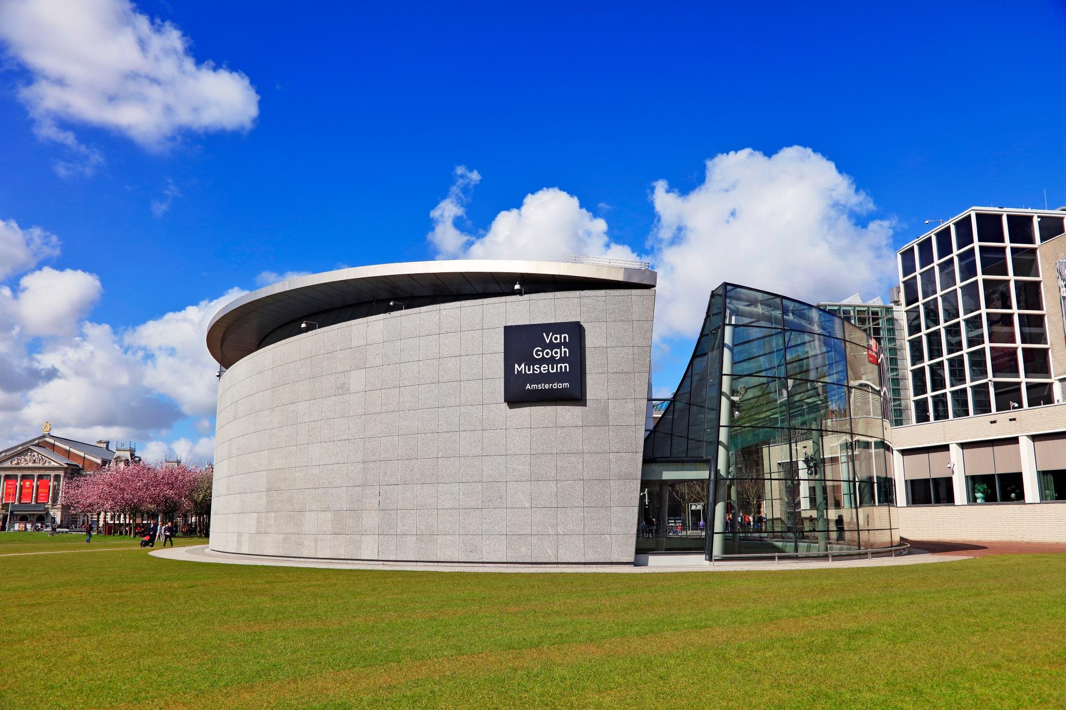 van Gogh museum 1 - Istock