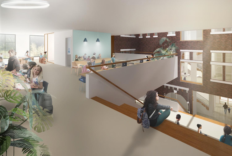 Interior render 3